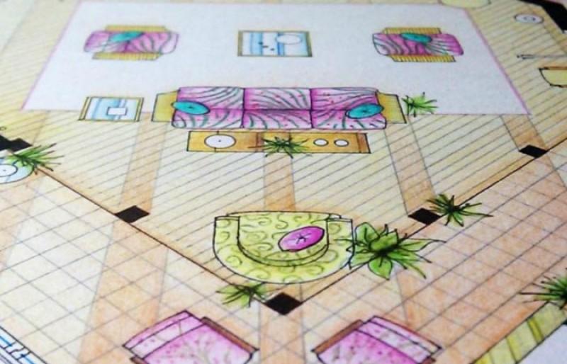 casas famosas, planos de casas de series, casas de series