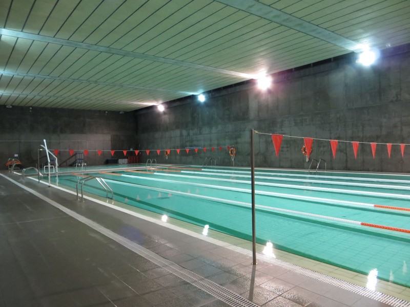 piscinas en las delicias, piscina municipal en las delicias