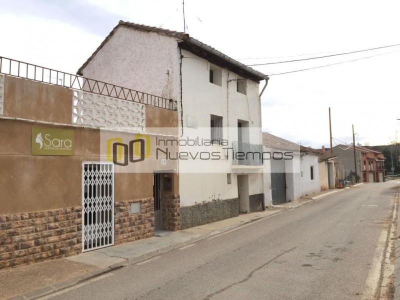 comprar casa en Cariñena, vendo casa en Cariñena, casa a la venta en Paniza