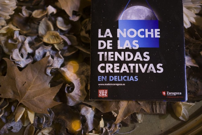 Noche de las Tiendas Creativas, Barrio Delicias, Zaragoza