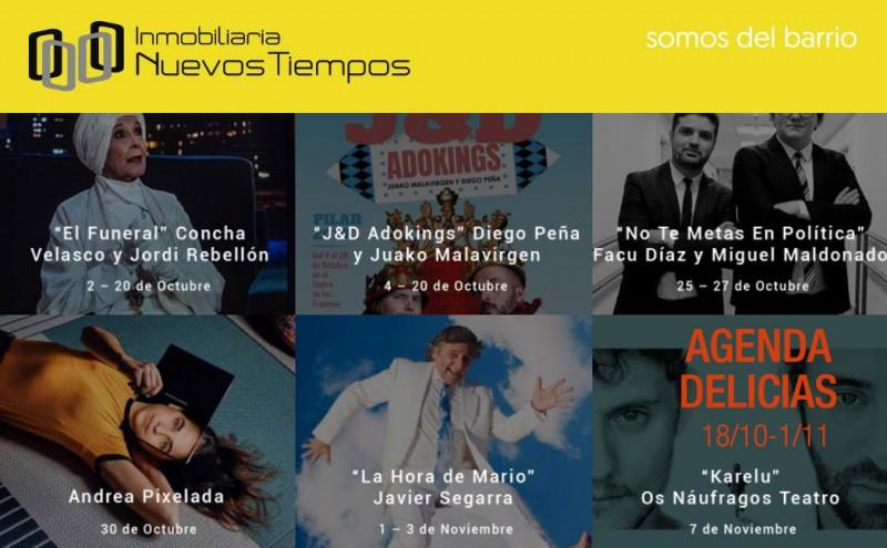 agenda delicias 2019, cosas que hacer en zaragoza