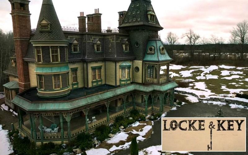 key house, casas, casas famosas, casas series, inmobiliaria