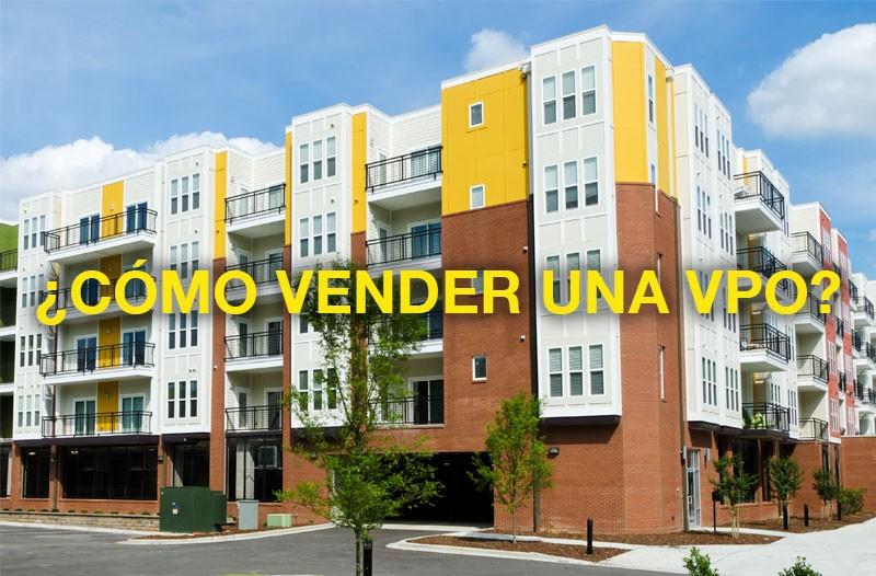 vender vivienda de protección oficial, vender vpo, cómo vender vpo
