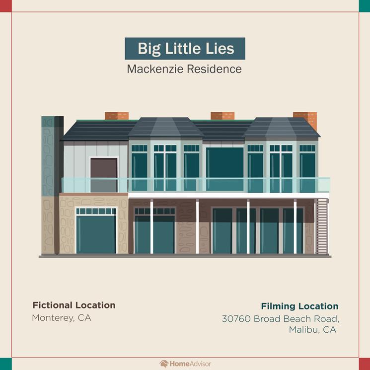Casa Big Little Lies