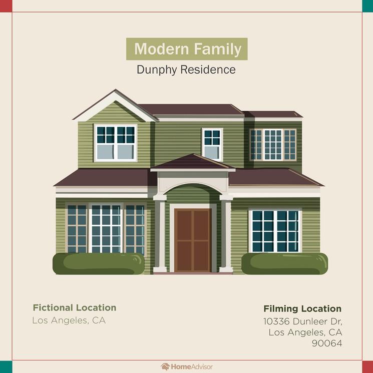 Casa Modern Family