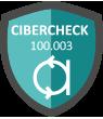 Cibercheck Escudo de Certificación Ciberseguridad para páginas web