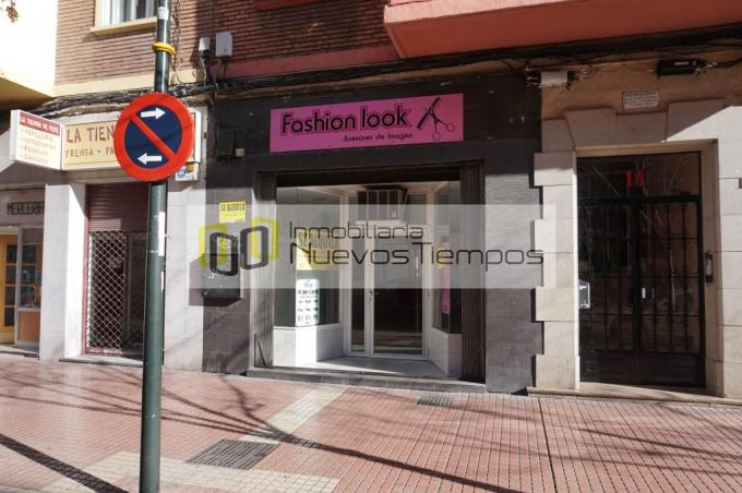 Locales Alquiler Zaragoza Zaragoza Delicias Calle García Sánchez<br>Tu negocio está aquí