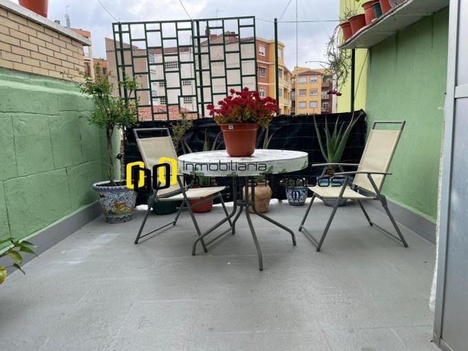 Pisos Venta Zaragoza Zaragoza Delicias Calle Antonio Fleta<br>Ático junto al Paseo Calanda y la Avenida Madrid