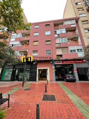 Pisos Venta Zaragoza Zaragoza Delicias Paseo Calanda<br>Excelente ubicación
